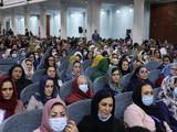 Nhiều phụ nữ tham gia Loya Jirga, Đại hội đồng, đóng góp chính sách kinh tế và chính phủ Afghanistan (Ảnh: AFP)