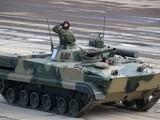 Xe chiến đấu bộ binh BMP-3F tối tân của Nga (Ảnh: TASS)