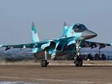 Tiêm kích ném bom Sukhoi Su-34 sẽ được trang bị tên lửa diệt hạm Kh-35U (Ảnh: National Interest)
