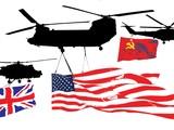 Mỹ được thêm vào danh sách các siêu cường từng thất bại trên chiến trường Afghanistan (Ảnh: FT)