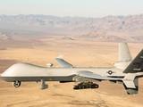 Một chiếc UAV MQ-9 Reaper của quân đội Mỹ đang tham gia một cuộc thử nghiệm (Ảnh: AFP)