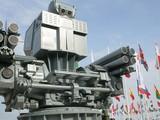 Tổ hợp pháo- tên lửa phòng không Pantsir-M trên hạm của Hải quân Nga có thêm những khả năng tác chiến mới (Ảnh: TASS)
