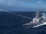 Hệ thống vũ khí laser sẽ được lắp đặt trên tàu khu trục lớp Arleigh Burke của Hải quân Mỹ (Ảnh: Lockheed Martin)