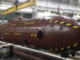 Thiết bị lặn mới được quân đội Nga thử nghiệm, Klavesin (Ảnh: Sputnik)