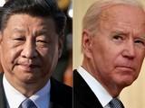 Nhiều tình tiết chưa được hé lộ về cú điện đàm mới đây giữa ông Joe Biden và Tập Cận Bình (Ảnh: AFP)