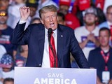 Cựu Tổng thống Mỹ Donald Trump (Ảnh: Reuters)