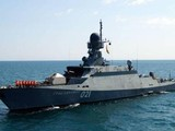 Chiến hạm Grad Sviyashk loại nhỏ của Hải quân Nga (Nguồn AIF)