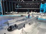 Kh-59MKM lần đầu tiên được giới thiệu tại Triển lãm Hàng không quốc tế MAKS-2021 (Ảnh: INF)