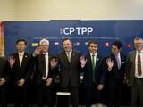 Trung Quốc xin gia nhập CPTPP vào ngày 16/9, và Đài Loan là vào ngày 22/9 (Ảnh: AP)