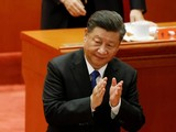 Chủ tịch Trung Quốc Tập Cận Bình (Ảnh: Reuters)