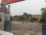 Trụ sở Công an huyện Chương Mỹ, Hà Nội.