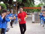 Kỳ thi tuyển sinh lớp 10 năm 2020 tại Phú Thọ diễn ra nghiêm túc, đúng quy chế. Ảnh: phutho.edu.vn
