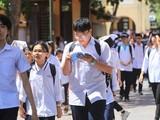 Kỳ thi tuyển sinh lớp 10 tại Hải Phòng năm 2020 diễn ra an toàn, nghiêm túc, đúng quy chế. Ảnh: Cổng thông tin Điện tử thành phố Hải Phòng.