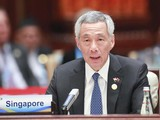 Phát biểu của ông Lý Hiển Long tại phiên khai mạc Đối thoại Shangri-La hôm 31/5 đã gây phản ứng mạnh mẽ trong dư luận quốc tế.