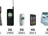 Việt Nam triển khai các mạng di động 2G, 3G, 4G sau thế giới từ 7 đến 10 năm.