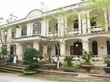 Trung tâm Y tế huyện Tam Dương, tỉnh Vĩnh Phúc. Ảnh: Xuân Hùng
