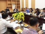 Hội đồng Chuyên môn Bộ Y tế họp và ban hành Quyết định Hướng dẫn chẩn đoán và điều trị bệnh viêm phổi cấp do chủng virus Corona mới. Ảnh: Bộ Y tế
