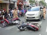 Tai nạn giao thông. Ảnh minh họa (Internet)