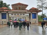 Cửa khẩu quốc tế Thanh Thủy, Hà Giang. Ảnh: Tuấn Dũng