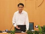 Ông Nguyễn Đức Chung - Chủ tịch UBND TP. Hà Nội. Ảnh: UBND TP. Hà Nội.