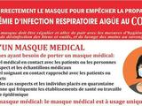 Bộ Y tế hướng dẫn đeo khẩu trang phòng COVID-19