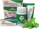 Thực phẩm bảo vệ sức khỏe Thăng trĩ mộc hoa. Ảnh chụp từ website: https://benhtri.biquyetsongkhoe.asia