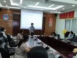 Đội điều tra giám sát dịch của Bộ Y tế làm việc không nghỉ ngày đêm để xét nghiệm COVID-19 ở Đà Nẵng (Ảnh: Vũ Mạnh Cường)