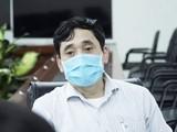 TS. BS. Đỗ Ngọc Sơn - Phó Khoa Cấp cứu, Bệnh viện Bạch Mai (Ảnh: Tuấn Dũng)