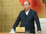 Thủ tướng Chính phủ Nguyễn Xuân Phúc (Ảnh - VGP)