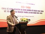 PGS.TS. Lương Ngọc Khuê - Cục trưởng Cục quản lý Khám, chữa bệnh, Bộ Y tế (Ảnh - BYT)