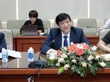 Ông Nguyễn Thanh Long – Bộ trưởng Bộ Y tế (Ảnh - Trần Minh)