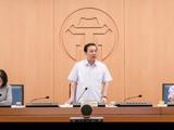 ông Chử Xuân Dũng - Phó Chủ tịch UBND TP. Hà Nội (Ảnh - Trung Nguyên)