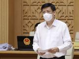 Bộ trưởng Bộ Y tế Nguyễn Thanh Long (Ảnh - Văn Điệp)