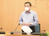 Ông Chu Ngọc Anh – Chủ tịch UBND TP. Hà Nội (Ảnh - Phú Khánh)