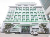 Phòng khám Đa khoa Quốc tế Thu Cúc tại 216 Trần Duy Hưng, quận Cầu Giấy - nơi bệnh nhân COVID-19 đến khám (Ảnh - BVCC)