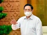 Thủ tướng Chính phủ Phạm Minh Chính (Ảnh - Nhật Bắc)