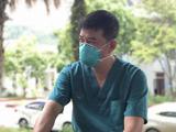 BS. CKII. Trần Thanh Linh - Phó trưởng Khoa Hồi sức cấp cứu Bệnh viện Chợ Rẫy (Ảnh - Ngọc Mai)