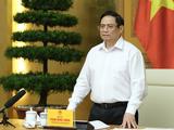 Thủ tướng Chính phủ Phạm Minh Chính (Ảnh - Quang Hiếu)