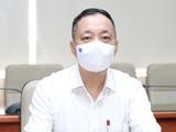 DSCKII. Vũ Tuấn Cường- Cục trưởng Cục Quản lý Dược, Bộ Y tế (Ảnh - Trần Minh)