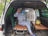 Sản phụ V.T.N. khoẻ mạnh trong ngày ra viện (Ảnh - Đặng Thanh)