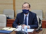TS. Kidong Park - Trưởng Đại diện Tổ chức Y tế Thế giới (WHO) tại Việt Nam (Ảnh - Trần Minh)