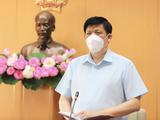 Bộ trưởng Bộ Y tế Nguyễn Thanh Long (Ảnh - Nguyễn Nhiên)