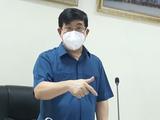 PGS.TS. Lương Ngọc Khuê - Cục trưởng Cục quản lý Khám chữa bệnh (Bộ Y tế) (Ảnh - Văn Đạo)