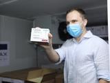 Hơn 800.000 liều vaccine COVID-19 AstraZeneca do Đức hỗ trợ về đến Hà Nội (Ảnh - WHO)