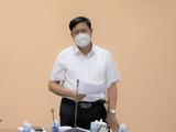 Thứ trưởng Bộ Y tế Đỗ Xuân Tuyên (Ảnh - BYT)