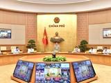 Thủ tướng Chính phủ Phạm Minh Chính đã chủ trì cuộc họp trực tuyến toàn quốc của Ban chỉ đạo Quốc gia phòng, chống dịch COVIDD-19 với các địa phương (Ảnh - Nhật Bắc)