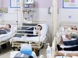 Bệnh nhân đang được điều trị tại Bệnh viện quận Thủ Đức