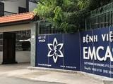 Thẩm mỹ viện Emcas, nơi hút mỡ bụng cho thai phụ 4 tuần tuổi.