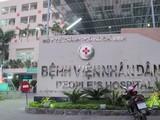 Bệnh viện Nhân dân 115 đứng đầu bảng xếp hạng BV tốt của năm 2019. Ảnh: Internet