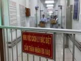 Các bệnh viện dốc toàn lực chống dịch viêm phổi do nhiễm virus corona mới. Ảnh: Thiên Chương